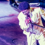 Charles Bradley / Junk @ The Roxy – 4.19.15