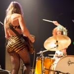 Deap Vally / Band of Skulls @ House of Blues, San Diego – 5/19/14