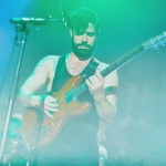 Foals at the Hollywood Palladium 9-27-16