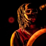 Shabazz Palaces – The Roxy – 7-30-14