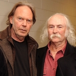 Neil Young working on new album