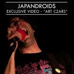 Japandroids Exclusive Video – Art Czars