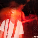 Hot Snakes 3 song reunion @ Casbah + Obits + Night Marchers