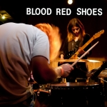 Photos: Blood Red Shoes Live @ Bootleg Theater