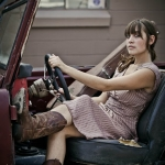 Cheyenne Marie Mize Covers Neutral Milk Hotel + Debut Album Out Tomorrow 10/12