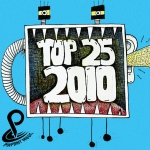Top 25 Albums of 2010