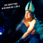 Photos:Les Savy Fav @ Echoplex 1-28-11