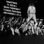 Photos: Monotonix – Ty Segall – Devin Therriault – Tijuana Panthers @ Echoplex 1-27-11