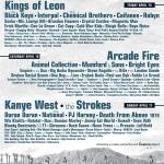 Coachella 2011 lineup announced