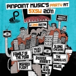 Pinpoint Music's Party @ SXSW 2011