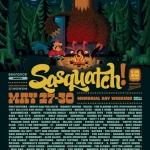 Sasquatch Festival 2011 Lineup Released