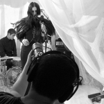 "Video: Chelsea Wolfe On-Set Performing – ""Movie Screen"""