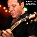 Hot Snakes – Alex's Bar – 4-5-12