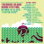Treasure Island Music Festival 2012 Preview