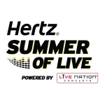 Live Nation Concert Cash Giveaway by Hertz!!