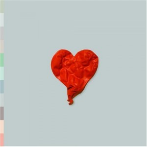 Kanye West - 808's & Heartbreak