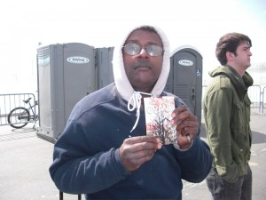 """""""Puppeteer and Actor, David Liebe Hart of Adult Swim's Tim and Eric Awesome Show, Great Job!"""