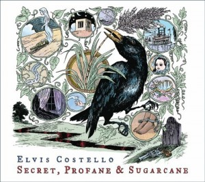 Elvis Costello – Secret, Profane & Sugarcane