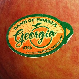 """Band of Horses Cover Cee Lo's """"Georgia"""""""