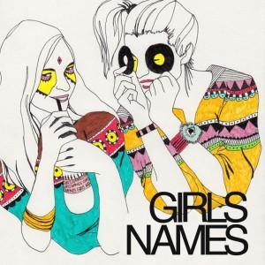 Girls Names- EP