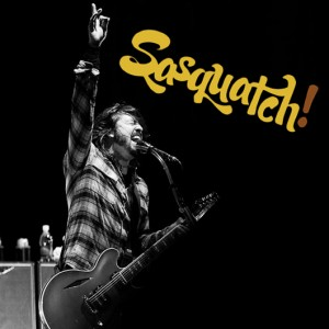 Foo Fighters - sasquatch-day-1-cover