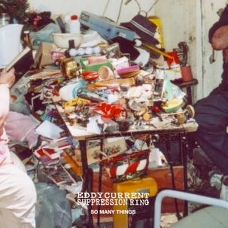 "Preview: ""Eddy Current Suppression Ring "" to release ""So Many Things """