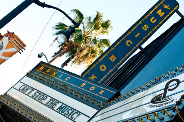 Music Box at Henry Fonda Theatre has closed