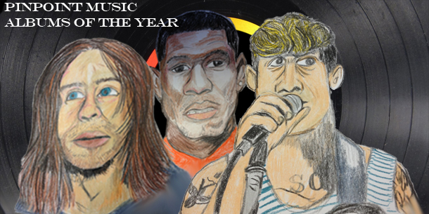 Pinpoint albums of the year 2012