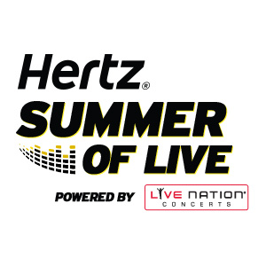 Hertz Summer of Live Nation