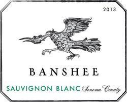 2013 Banshee Sauvignon Blanc Sonoma County
