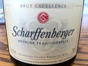 NV Scharffenberger Brut